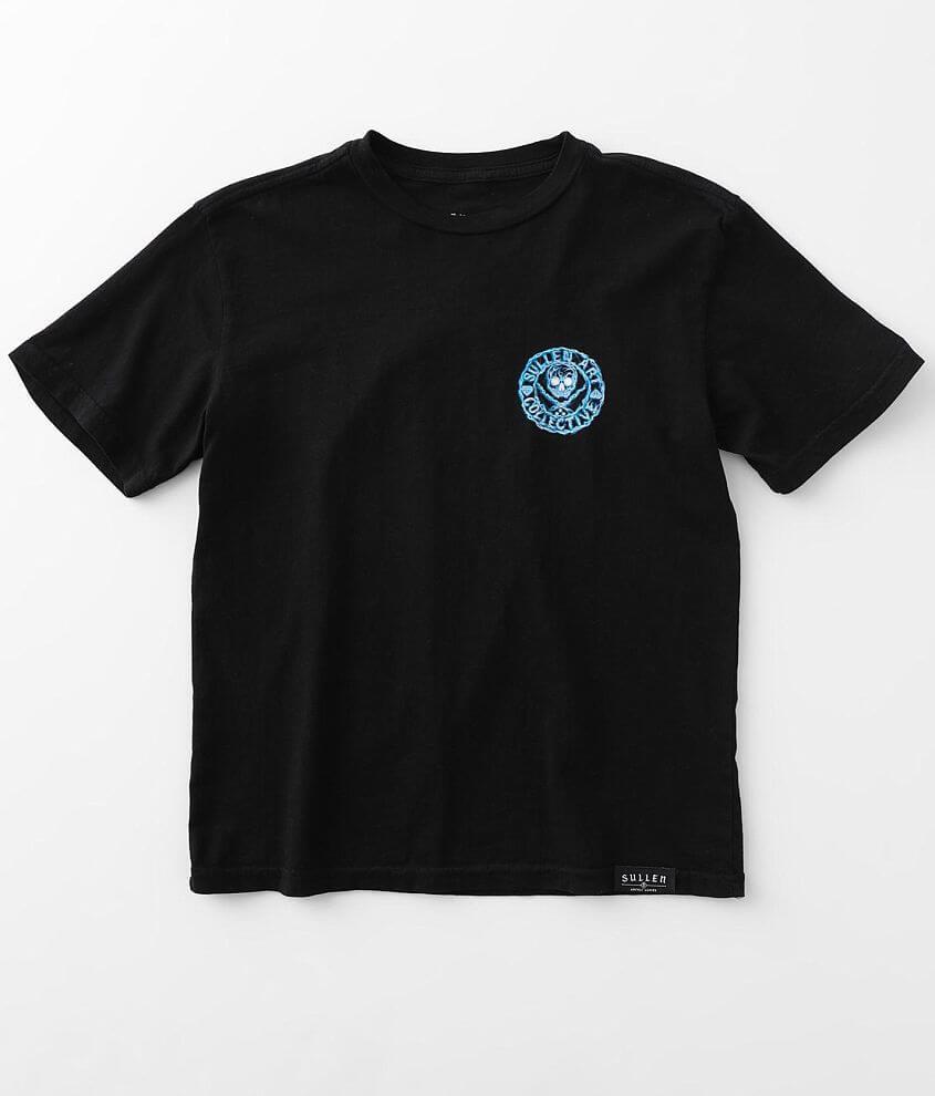 Boys - Sullen Voltage T-Shirt front view