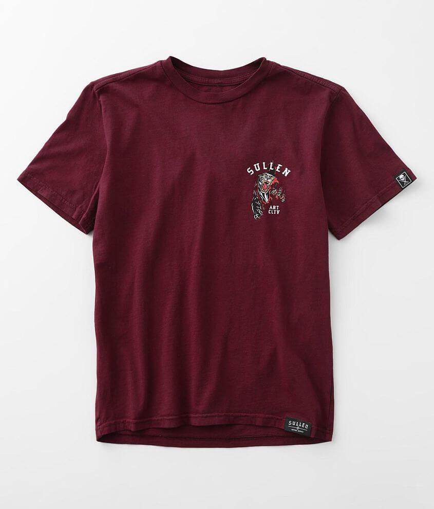 Boys - Sullen Destroy T-Shirt front view