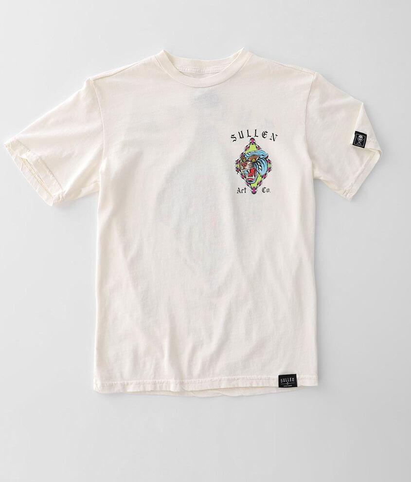 Boys - Sullen Vinnie T-Shirt front view