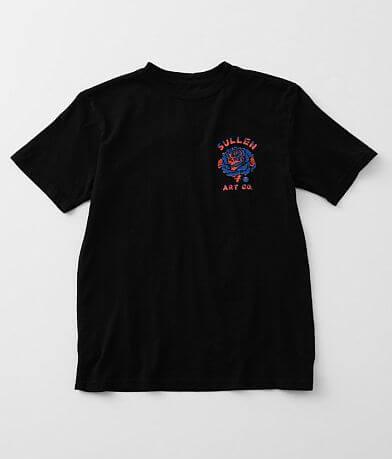 Boys - Sullen Watts Rose T-Shirt