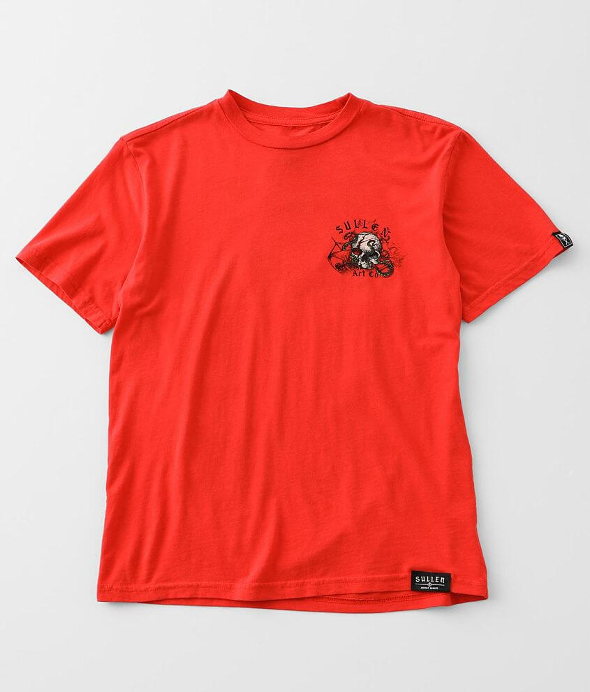 Boys - Sullen The Kracken T-Shirt front view