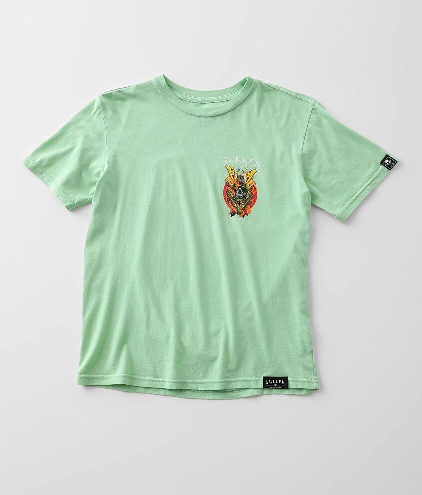 Boys - Sullen Samauri T-Shirt front view