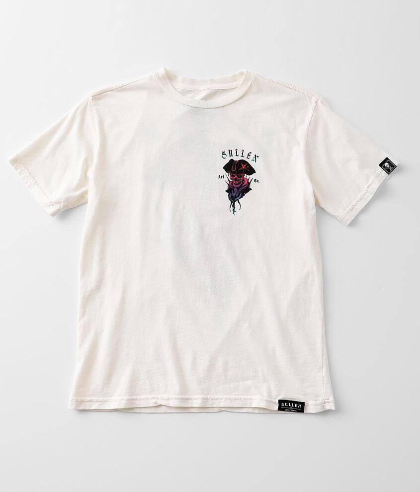 Boys - Sullen 47 Volt T-Shirt front view