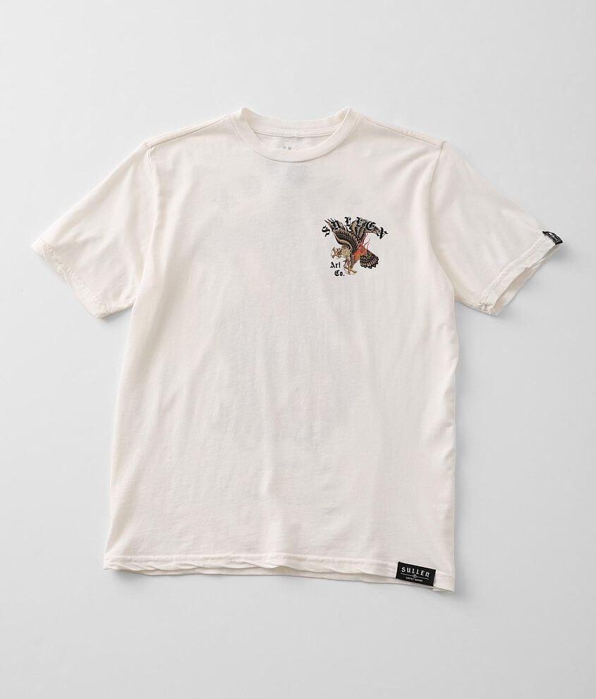 Boys - Sullen Battles T-Shirt front view