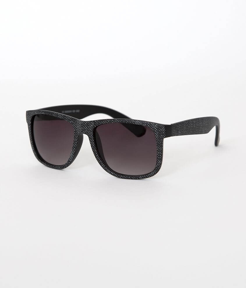 BKE Textured Sunglasses front view