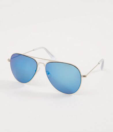 BKE Refined Aviator Sunglasses