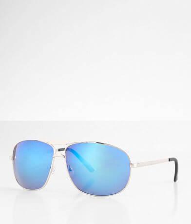 BKE Bluesy Mirror Sunglasses