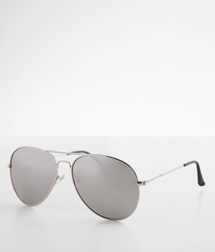 BKE Sport Aviator Sunglasses front view