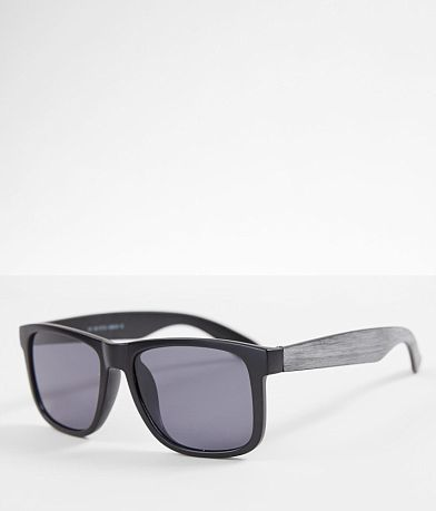 BKE Woodgrain Sunglasses