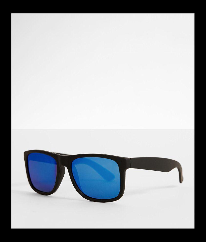 BKE Flat Sunglasses front view