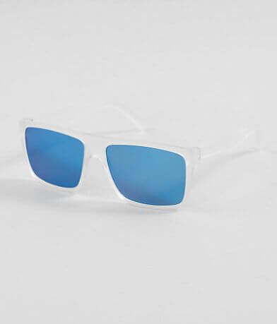 BKE Clear Matte Sunglasses