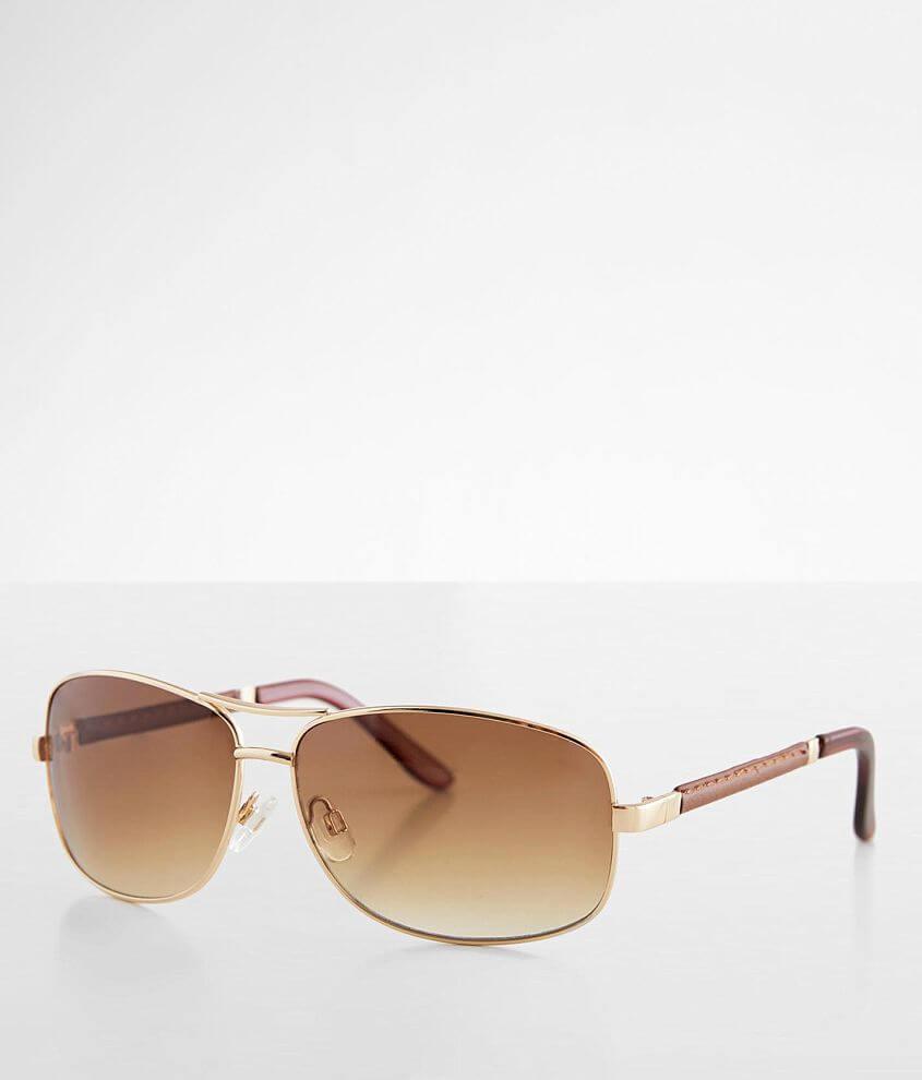 BKE Gradient Sunglasses front view