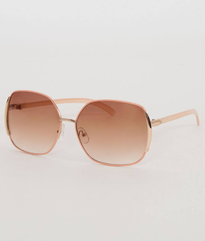 BKE Oversized Sunglasses front view