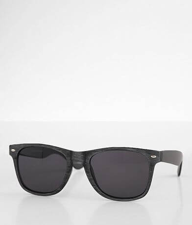 BKE Textured Sunglasses