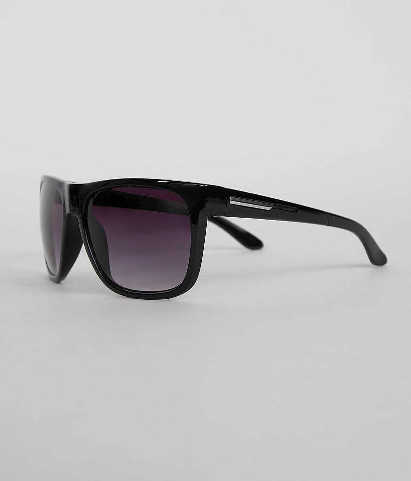 BKE Wide Sunglasses front view