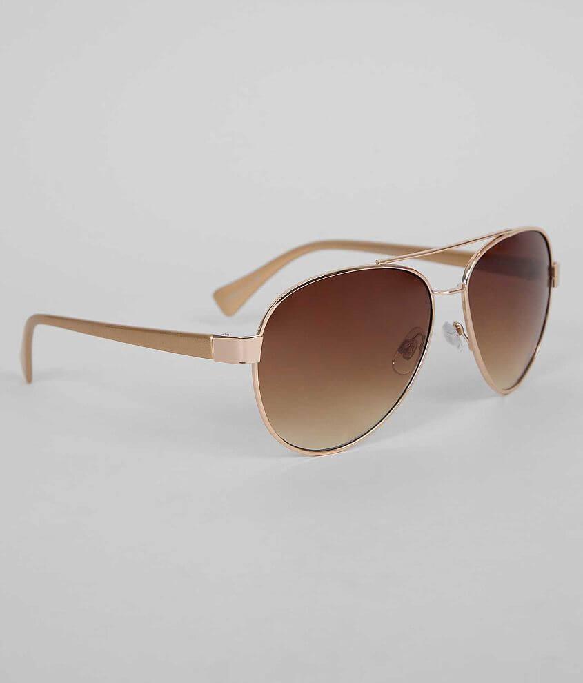 BKE Shimmer Sunglasses front view