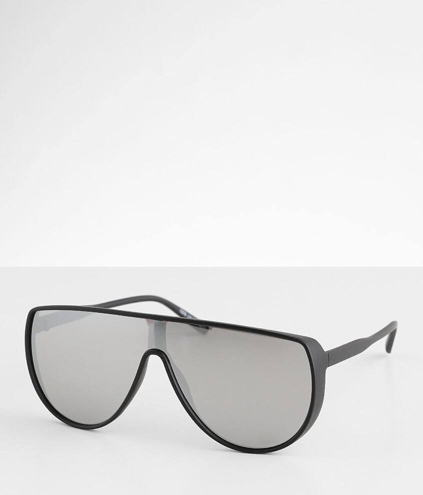 BKE Shield Sunglasses front view