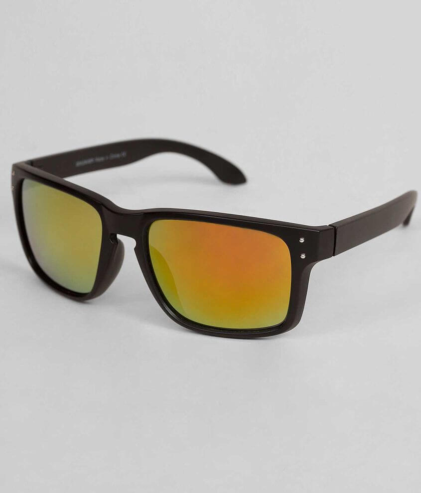 BKE Bolted Sunglasses front view