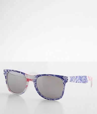 BKE USA Flag Sunglasses