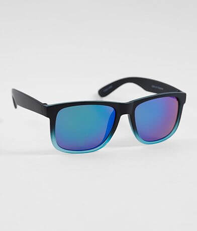 BKE Blue Dip Sunglasses