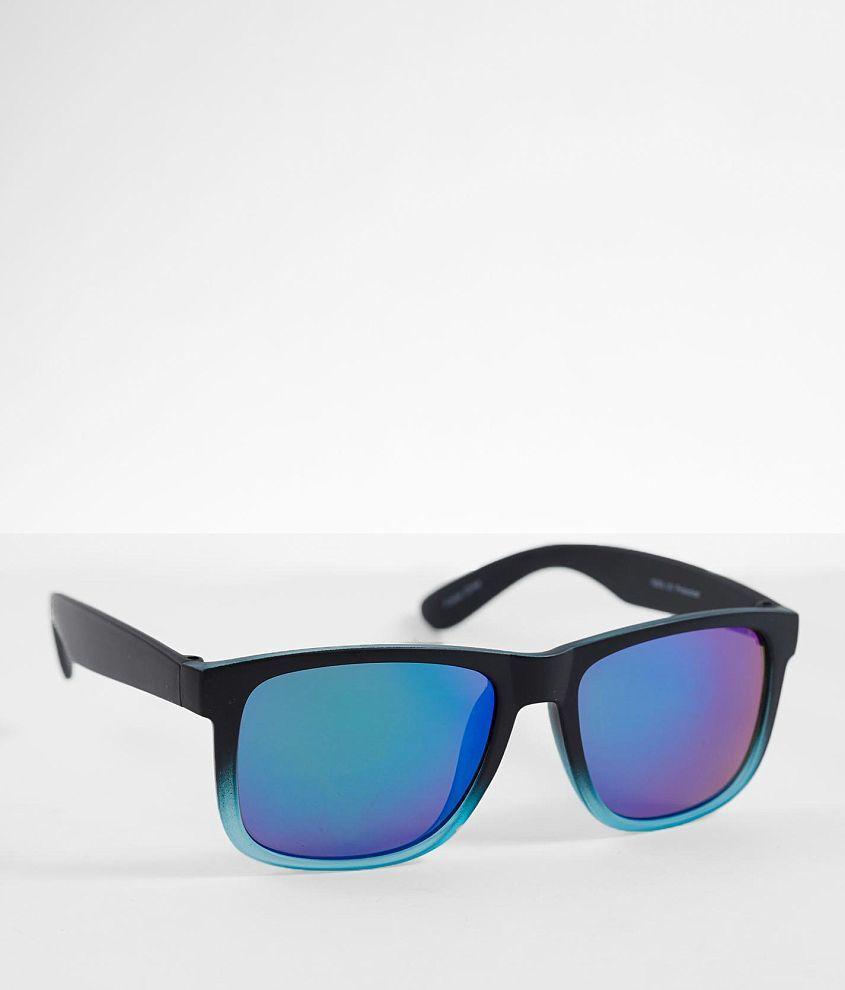 65471e089e BKE Blue Dip Sunglasses - Men s Accessories in Blue