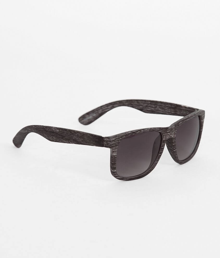 BKE Wood Cooper Sunglasses front view
