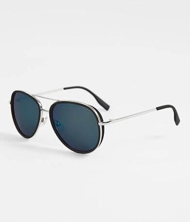 BKE Stacked Aviator Sunglasses