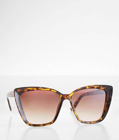 BKE Tort Sunglasses