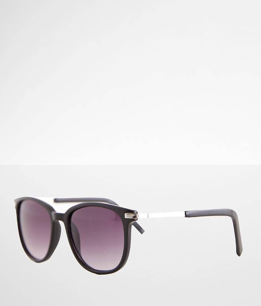 BKE Split Frame Sunglasses front view
