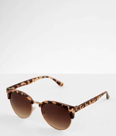 BKE Half Frame Sunglasses