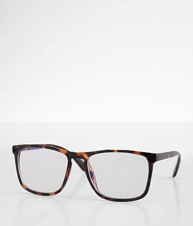 BKE Tort Blue Light Blocking Glasses