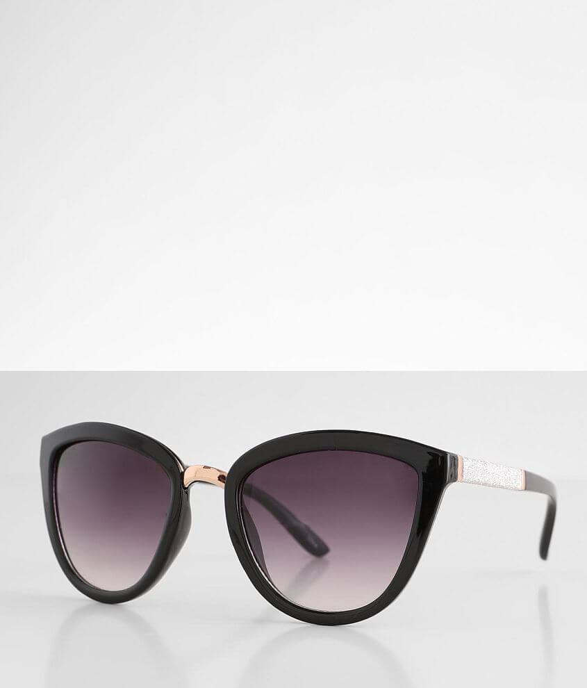 BKE Glitter Sunglasses front view