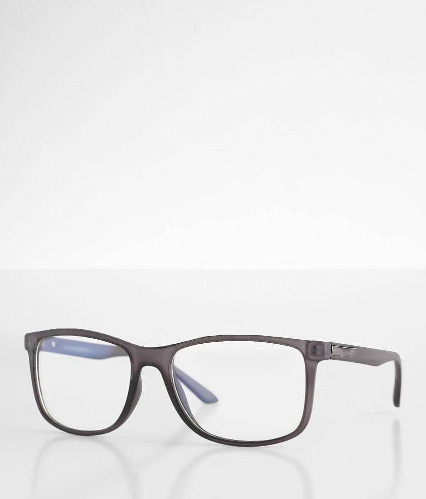 BKE Reader Blue Light Blocking Glasses front view