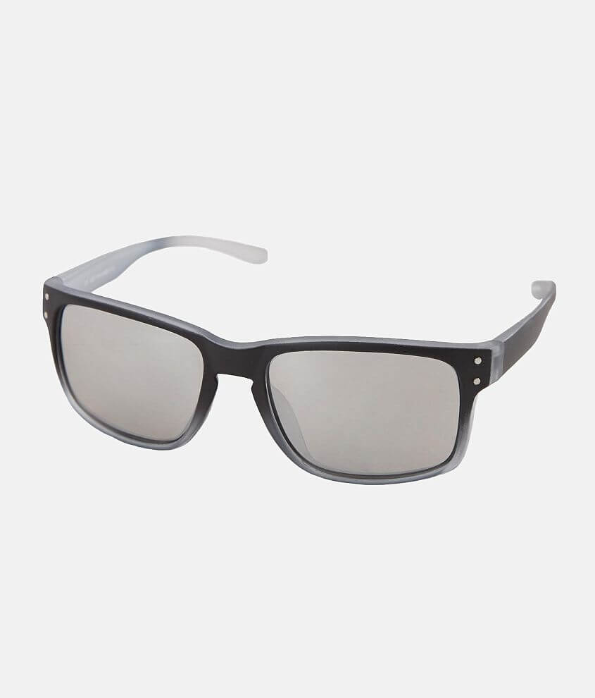 BKE Gradient Two-Tone Sunglasses front view