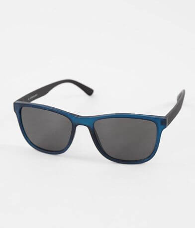 BKE Blue Two-Tone Sunglasses