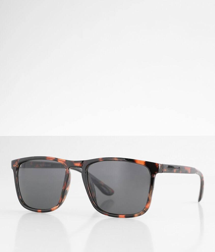 BKE Tortoise Sunglasses front view