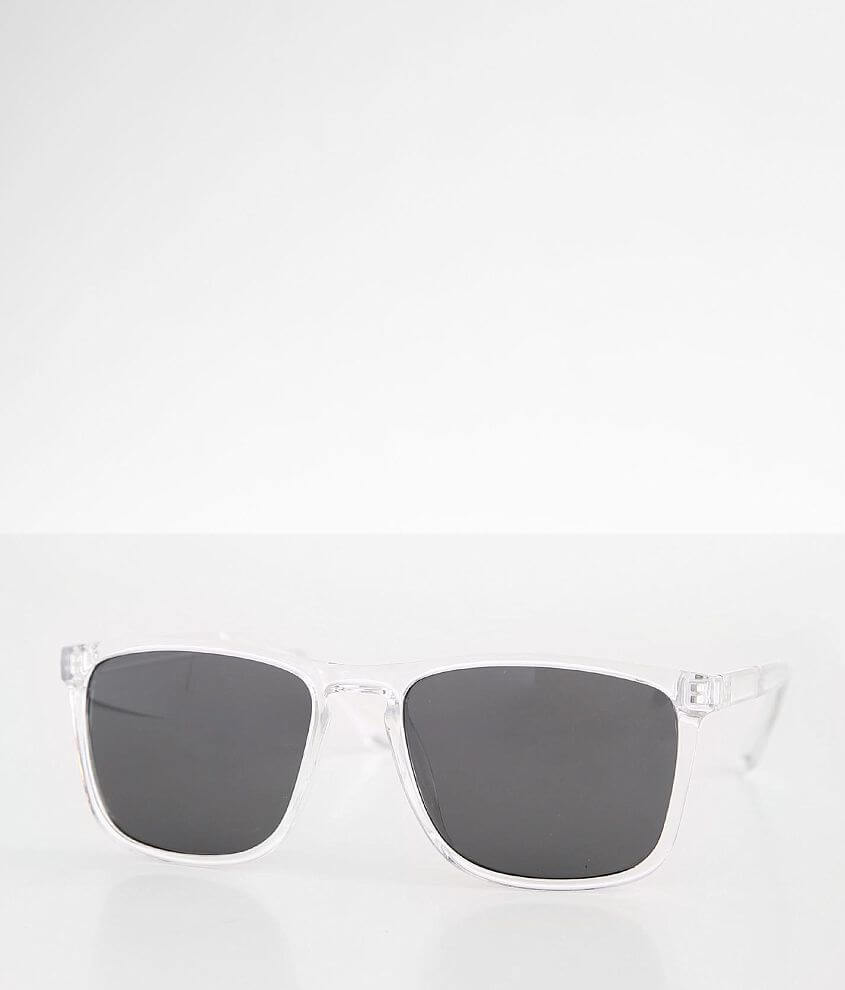 BKE Clear Sunglasses front view
