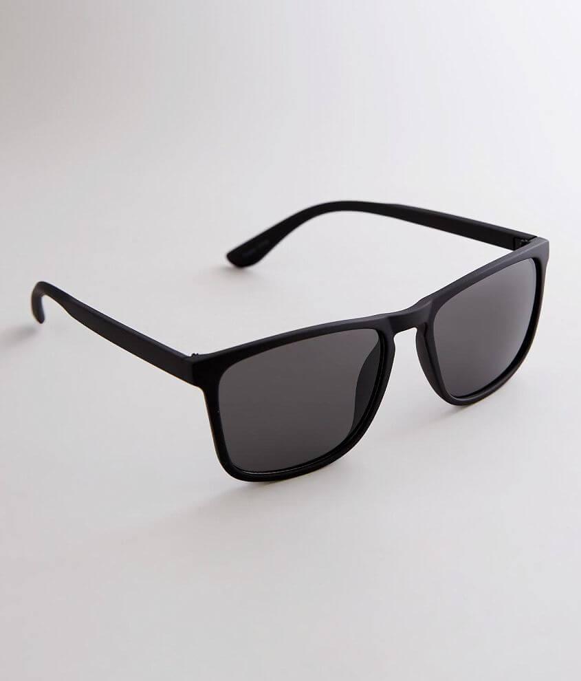 BKE Square Matte Sunglasses front view