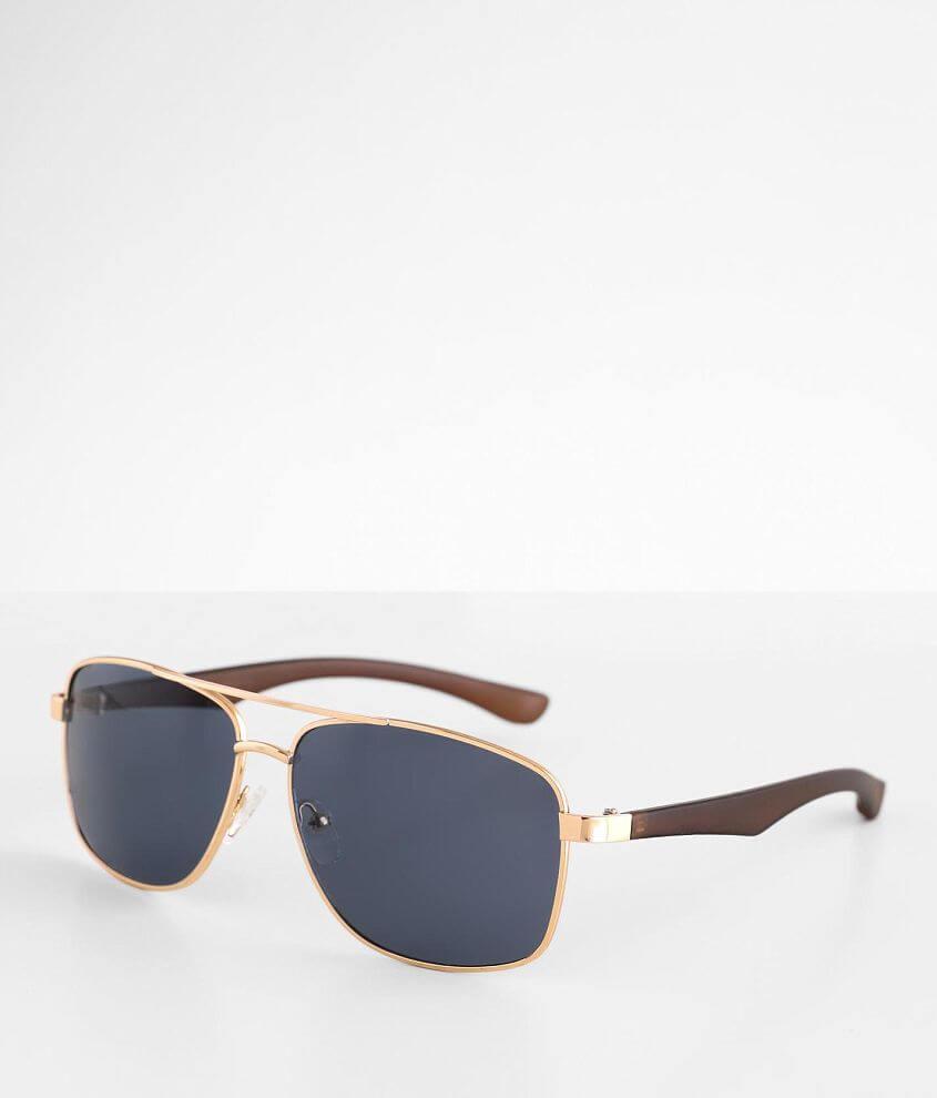 BKE Browbar Sunglasses front view