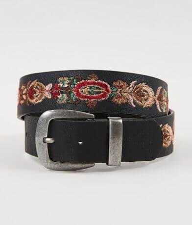 BKE Embroidered Belt