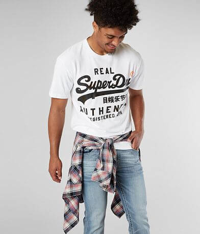 SuperDry® Reactive Classic T-Shirt