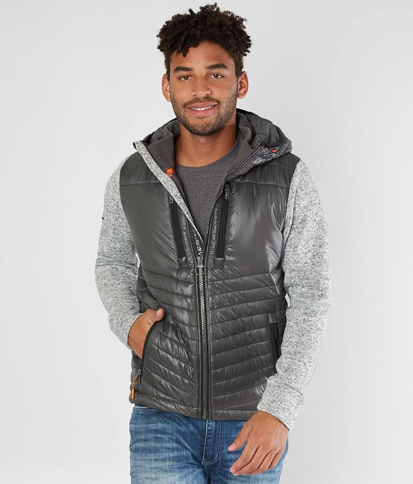 Hybrid Storm Hooded Superdry® Men's Coatsjackets Jacket eWYE92HID