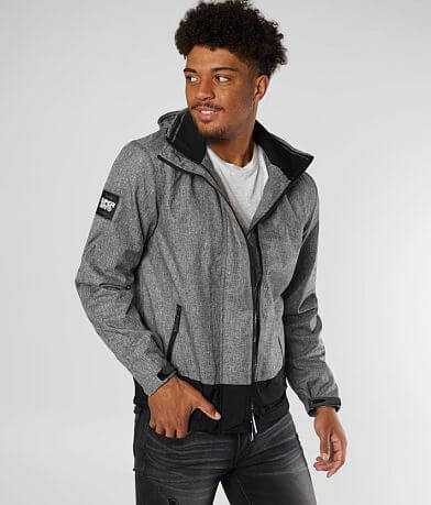 SuperDry® Arctic Windcheater Hooded Jacket