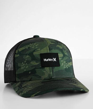 Hurley Phantom Iwa Camo Trucker Hat