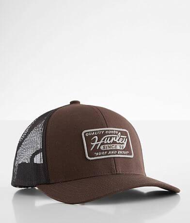 Hurley Hamilton Trucker Hat