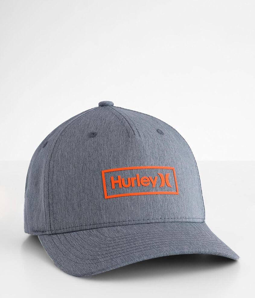 Hurley Phantom Box Stretch Hat front view