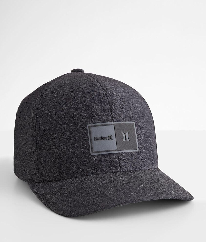 Hurley Phantom Natural Stretch Hat front view