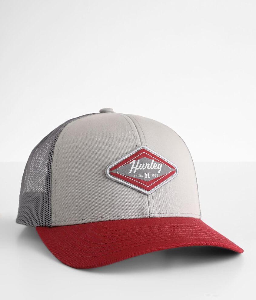 Hurley Somerset Trucker Hat front view