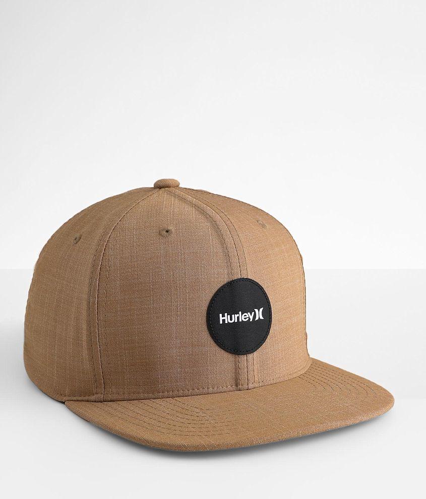 Hurley Point Break Stretch Trucker Hat front view