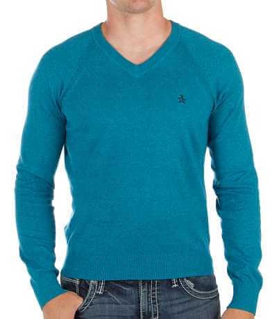 Penguin V-Neck Sweater